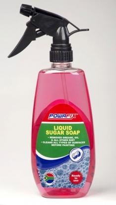LIQUID SUGAR SOAP